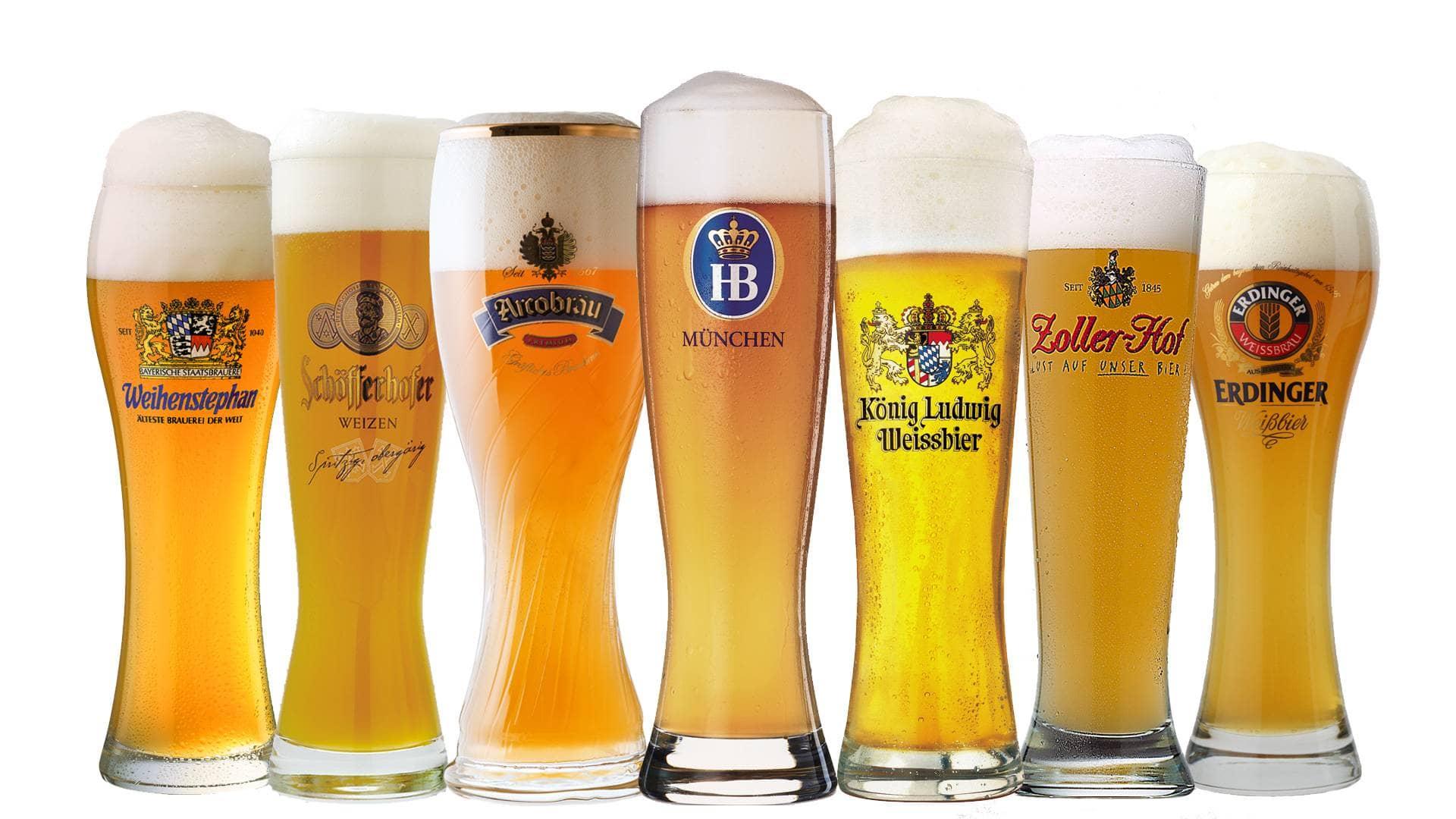 ドイツビールはいかが?