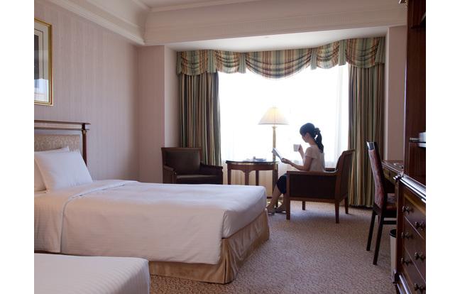【プレゼント】リーガロイヤルホテル東京「ワーキングウーマン リラックスステイ」【1組2名様】