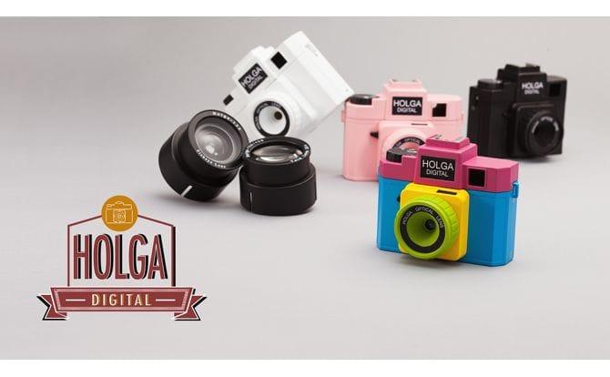 【プレゼント】トイカメラ「Holga Digital」…