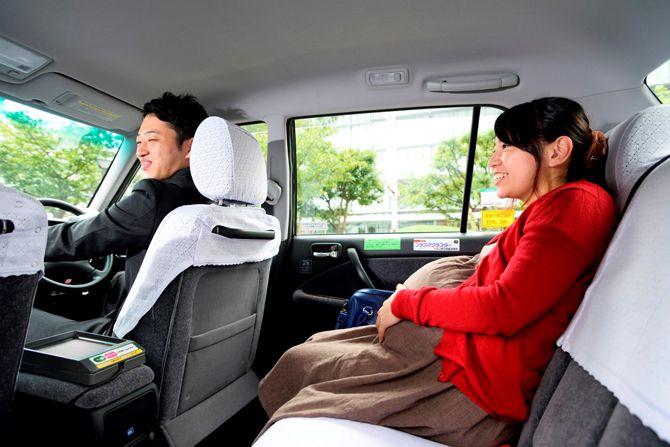 マタニティマイタクシー(国際自動車株式会社)