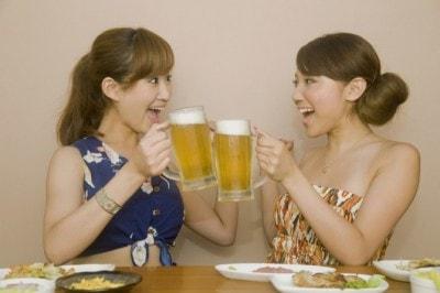 ダイエット中の飲み会