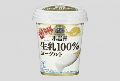 「小岩井 生乳100%ヨーグルト」(税別260円/小岩井乳業)