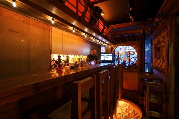 Barスペース