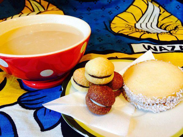 カフェオレ/世界のクッキーセット