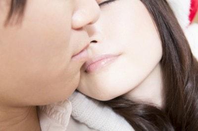 胸がキュンとした突然のキス