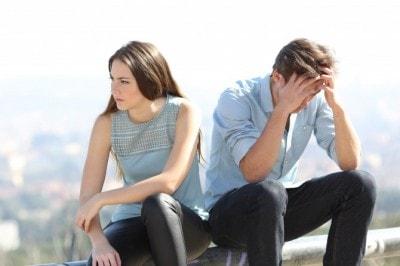婚を後悔してる人25%