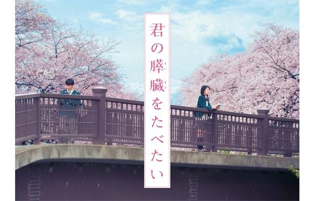 (C)2017「君の膵臓をたべたい」製作委員会 (C)住野よる/双葉社